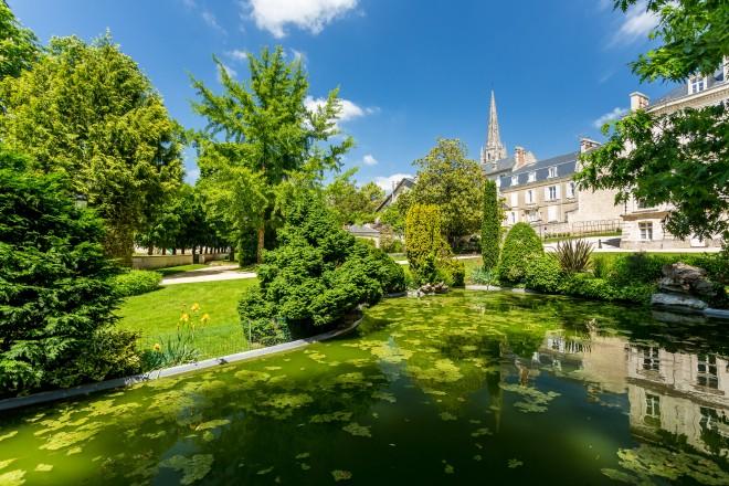 Jardin des cordeliers jardin en pays de la loire situ for Vive le jardin 85200
