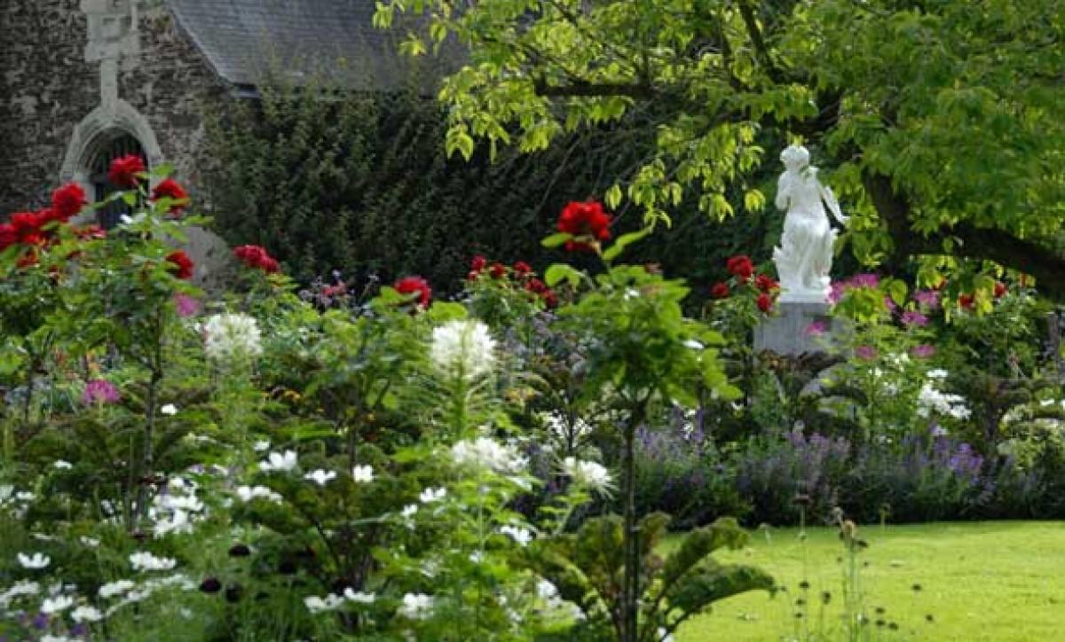 Jardin des plantes - Jardin romantique definition nantes ...
