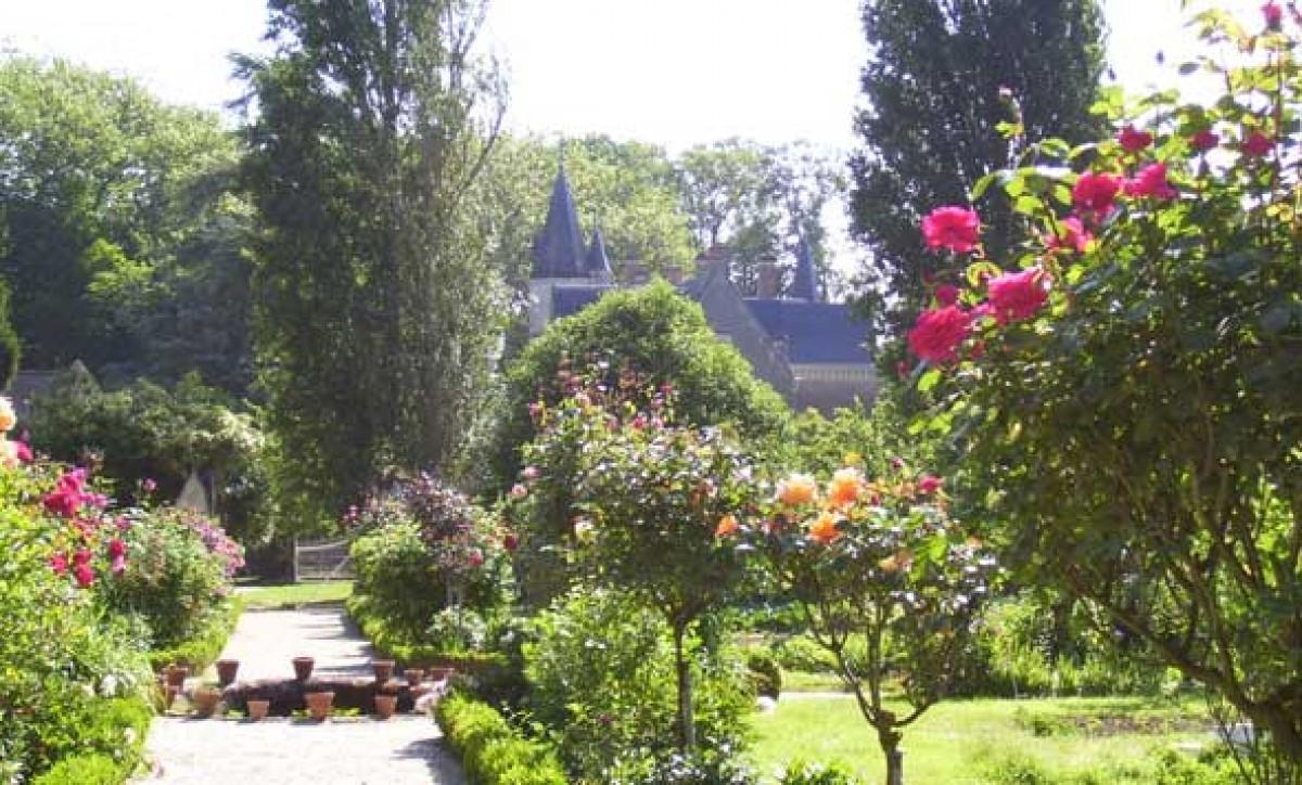 Parc et jardins du ch teau de montriou jardin en pays de for Parc et jardin