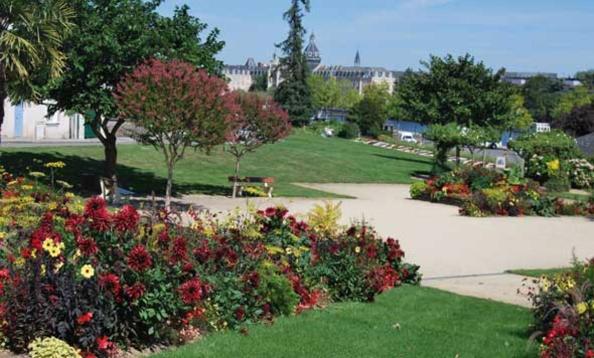 Jardin Du Bout Du Monde Jardin En Pays De La Loire Situe A