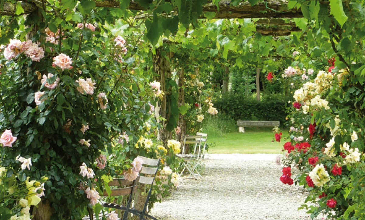 jardins de chaligny jardin en pays de la loire situ ste pexine en vend e 85. Black Bedroom Furniture Sets. Home Design Ideas
