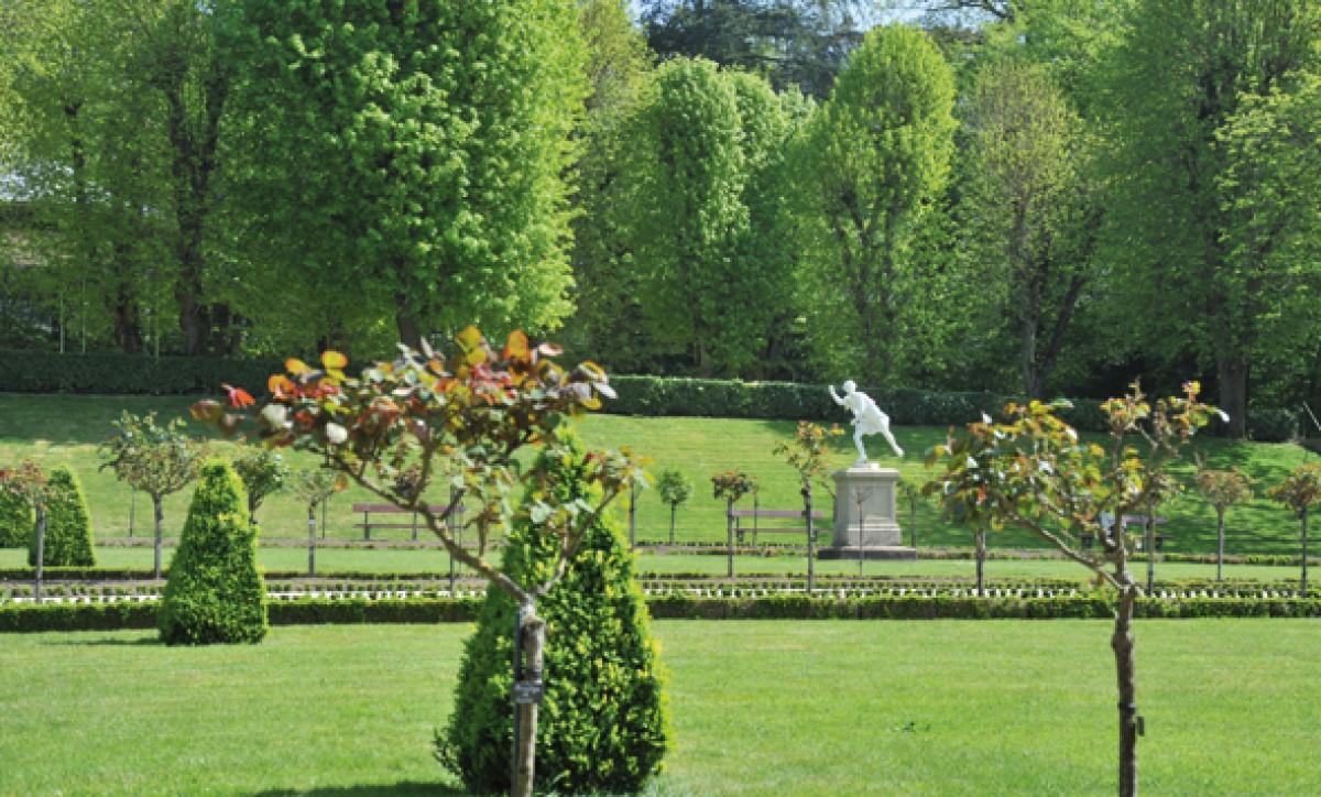 Jardin Des Plantes Le Mans
