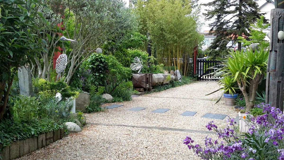 jardin d 39 artiste
