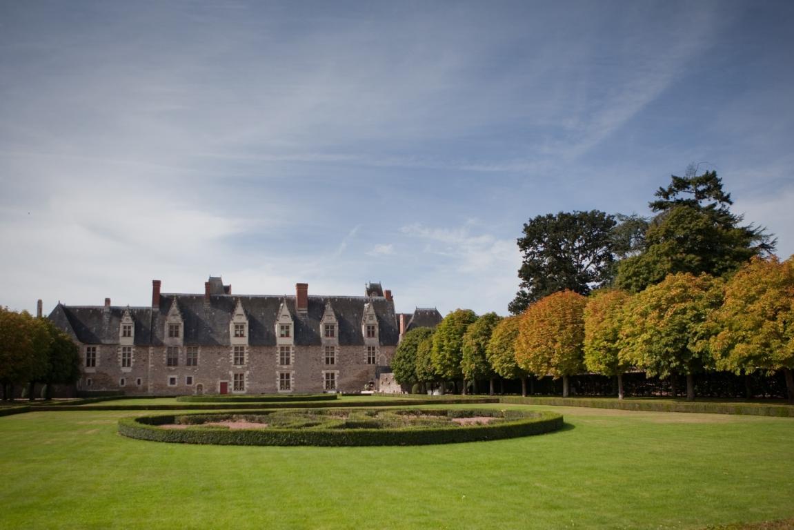Parc du ch teau de goulaine for Amenagement jardin haute goulaine