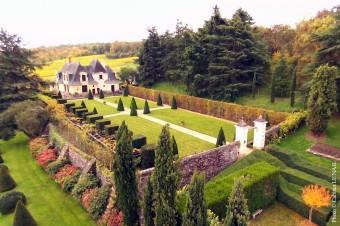 Parcs, jardins et paysages de la région Pays de la Loire